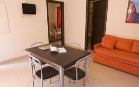 Appartement pour 3 personnes à Belgodere