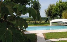 PROMOTIONS GITE PISCINE   LOT PANORAMIQUE 3EPIS - Montpezat de Quercy