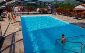 Larlapean - Hotellerie de Plein Air - Chalet PMR - adapté pour personnes à mobilité réduite