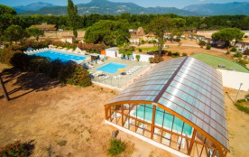 Camping Le Domaine d Anghione - Studio Cabine Clim 4 pers