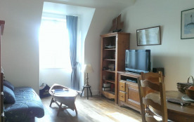 Appartement ensoleillé à 300m de la plage Saint-Malo intra muros