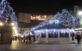 Reims, marché de Noel