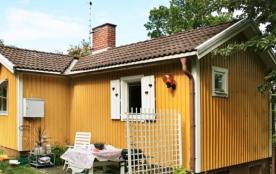 Maison pour 2 personnes à Vingåker