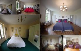 Les 6 chambres.
