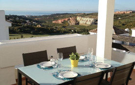 Magnifique penthouse 2 chambres dans le Golf  Vallé Romano