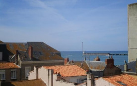 Appartement type 2 a 50metres de la plage