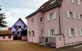 Appartement pour 2 personnes à Marckolsheim