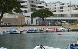 """Résidence """"o de mer"""" vue du port des capucins"""