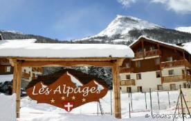 Les Alpages de Val Cenis, appartement 4 personnes 2 pièces 32m2