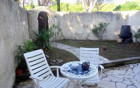 Studio pour 2 personnes à Saint-Tropez