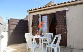 Résidence les Eaux Vives I - Pavillon 1 pièce cabine mezzanine avec piscine sécurisée..