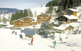 Haute-Savoie pied des pistes