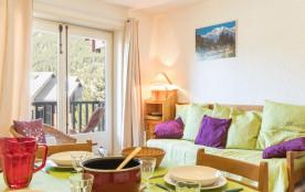 Appartement 2 pièces coin montagne 6 personnes (204)