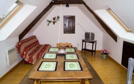 L'hirondelle de Normandie  de 5 chambre avec cuisinette   et une petite salle