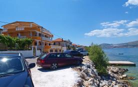 Appartement pour 3 personnes à Trogir/Arbanija