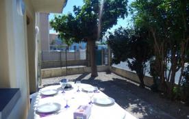 Port-la-Nouvelle (11) - Quartier plage - Appartement 2 pièces/ cabine - 40 m² environ- jusqu'à 6 ...