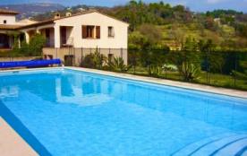 Maison de charme. piscine, jardin privés - Châteauneuf-Grasse