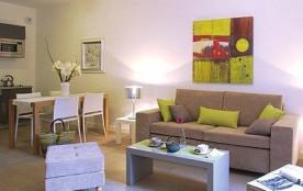 Appart'hôtel Lorda - Studio twin 2 pers.