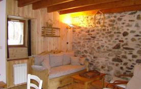 Petite maison de village confortable domaine skiable de l'Alpe d'Huez