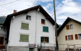 Appartement pour 3 personnes à Chironico