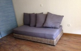 couchage convertible 140/190
