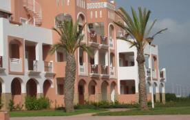 Apartment à saidia nord du Maroc entre nador et oujda