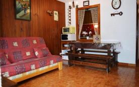 Le Grand Bornand 74 - Le Chinaillon Secteur Pistes - Résidence Castel des Neiges B. Studio cabine...