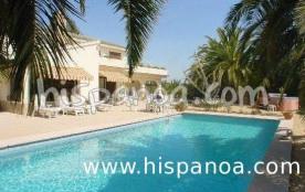 Cette location de villa en Espagne sur la Costa