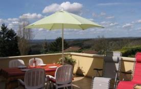 Appart. Indépendant + grande terrasse privée Rocamadour-Sarlat à 20km tout confort - Payrac
