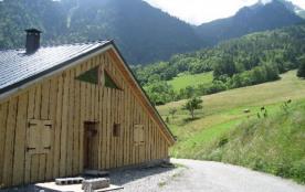 Loue Chalet Savoyard proche Station de Ski