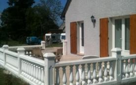 Villa à TREMOUILLE SAINT LOUP