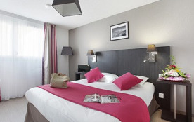 Appart'hôtel Le Dôme - 3 pièces 6 pers.