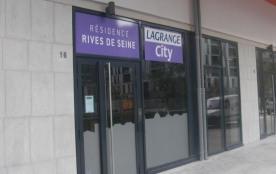 API-1-10-444 - Lagrange PARIS / PONT-DE-SEVRES APART'HOTEL PARIS / BOULOGNE ***