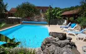 Grande Maison  avec piscine privée - Montignac
