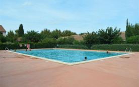 Maison 2 pièces avec mezzanine de 35 m² environ pour 6 couchages située à 700 m de la plage et du...