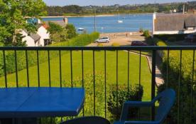 Appartement avec terrasse vue sur mer, Résidence de la Baie.