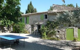 Drôme provencale, Chantemerle lès Grignan, Mas avec piscine 8 / 10 pers.