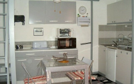 Résidence Les Quatre Soleils - Appartement studio/mezzanine de 20 m² environ pour 4 personnes sit...