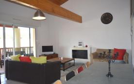 Appartement 3 pièces - 56 m² environ - jusqu'à 6 personnes.