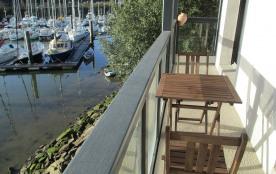 Appartement T3 au calme les pieds dans l'eau, entre Dinan, Dinard et St Malo