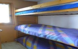 Appartement 2 pièces cabine 5 personnes (40)