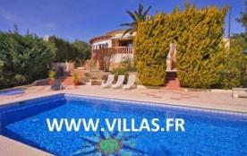 Villa OL Carm - Jolie villa profitant d'une belle piscine privée et de beaux extérieurs.