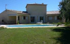 maison T4 piscine privée 8 personnes PORT LA NOUVELLE
