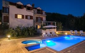 Appartement pour 8 personnes à Dubrovnik/Molunat