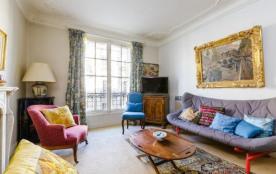 Appartement pour 4 près du Trocadéro