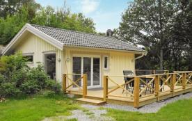 Maison pour 2 personnes à Kållekärr