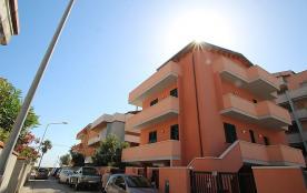 Appartement pour 3 personnes à Montesilvano