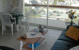Quiberon - Centre-ville - Dans résidence (2003) de bon standing, à deux pas des commerces et de l...