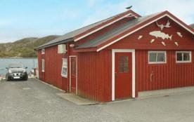 Maison pour 4 personnes à Oksvoll