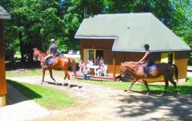 Vos vacances à Pompadour dans la cité du cheval... Petite ville célèbre par son château, cadeau d...